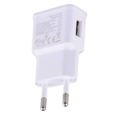 5V 2A USB EU Plug Mini Portable Travel Phone Charger Charging Adapter for iPad