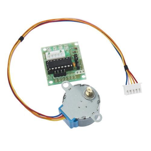 5v stepper motor 28byj 48 with driv end 12 21 2018 7 15 pm for How to check stepper motor