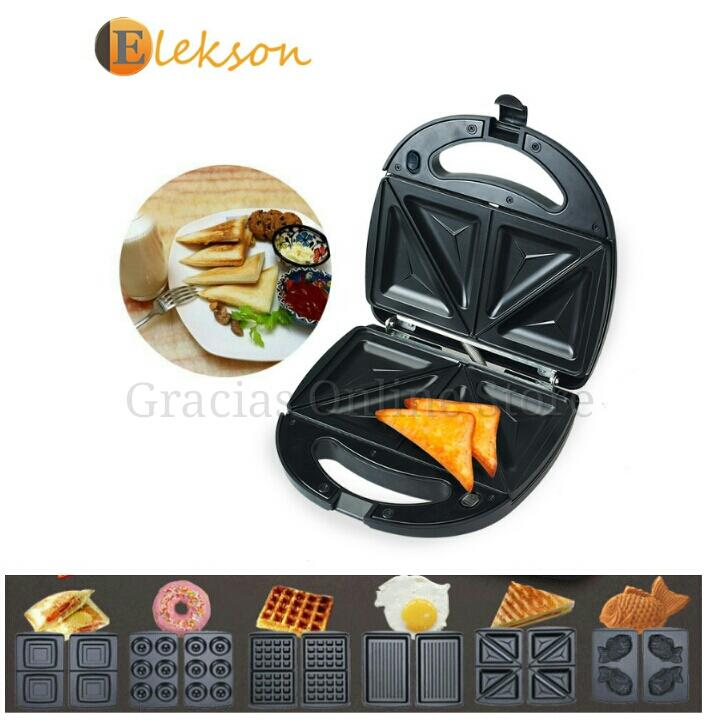 electric grill toaster automatic product bread toast slice maker machine sandwich