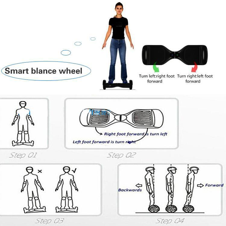 6 5 inch smart self balance wheel ho  end 3  4  2019 10 37 am