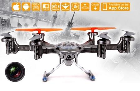 6-Axis Quadcopter Drone With Camera (WP-Y100).