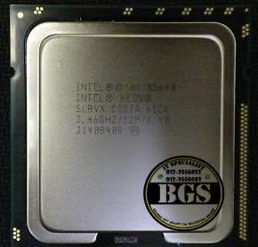 6 core Intel® Xeon Processor X5690  12M , 3.46 GHz, 6.40 GT/s LGA1366