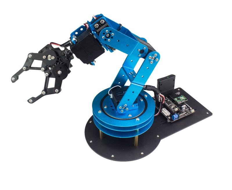 Dof robot arm diy set robotics h end  pm
