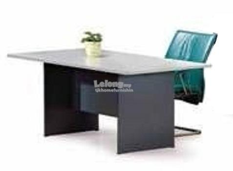 FEET Rectangle Conference Table End PM - 6 foot conference table