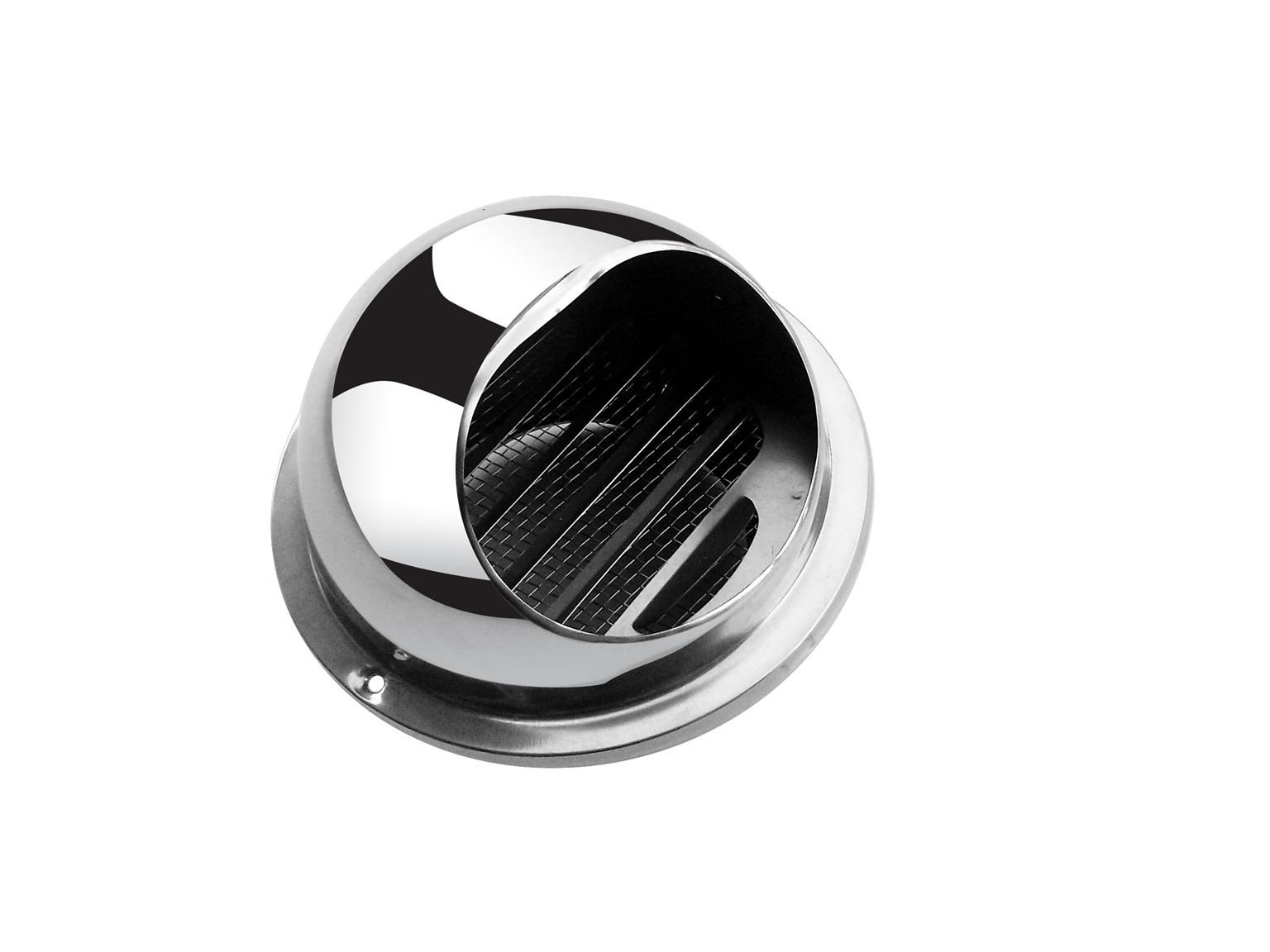 6 INCHES STAINLESS STEEL VENTILATION DUCTING CAP (FREE GIFT see store)