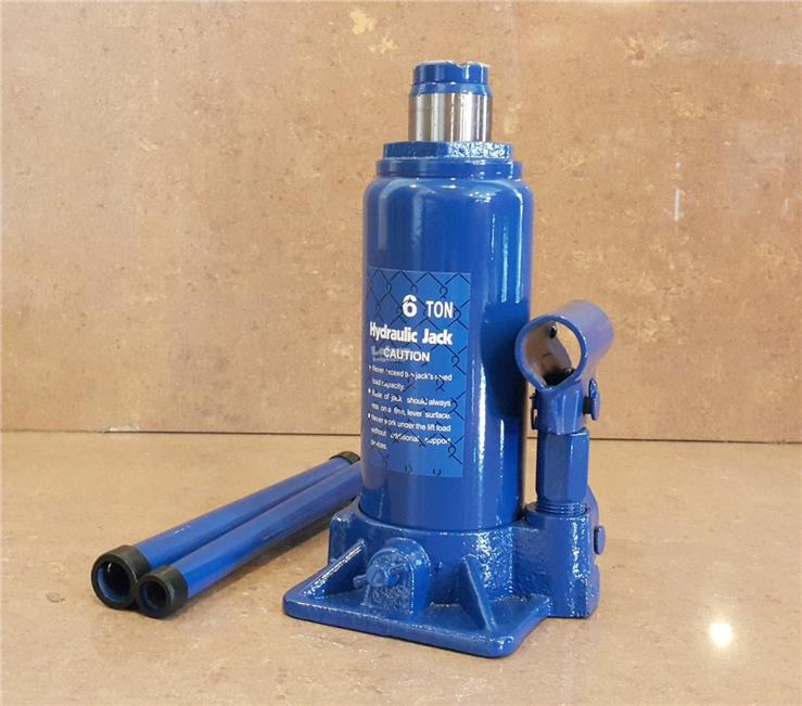6 TON Hyd Bottle Jack ID009300