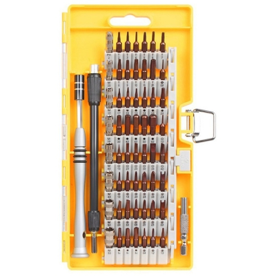 60 in 1 Vanadium Precision Magnetic Screwdriver Phone Tablet Compact R..