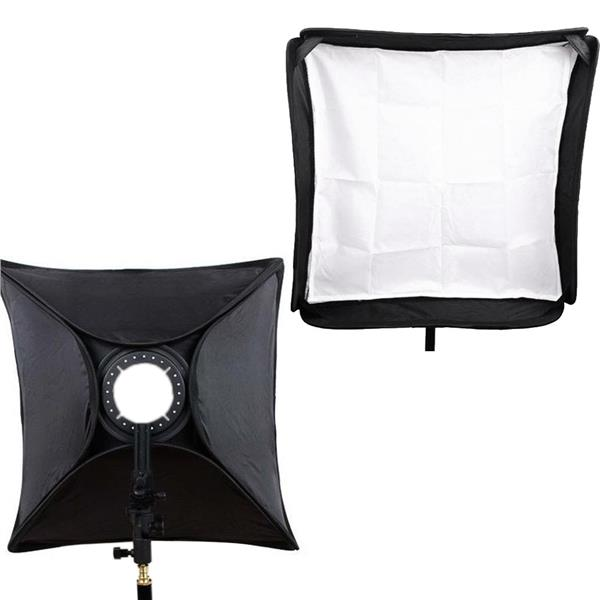 "60 * 60cm / 24"" * 24"" Softbox Diffuser with Bracket"