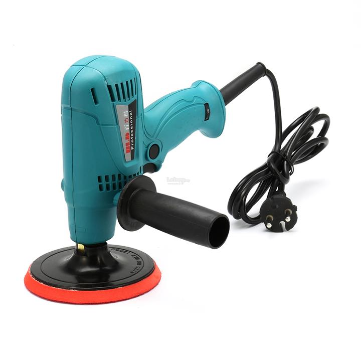 600W 220V Car Buffer Polisher Waxer Tool Electric Polishing Machine Bu