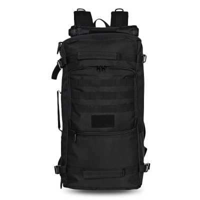60L Outdoor Tactical Backpack Water-resistant Shoulder Bag for Camping..