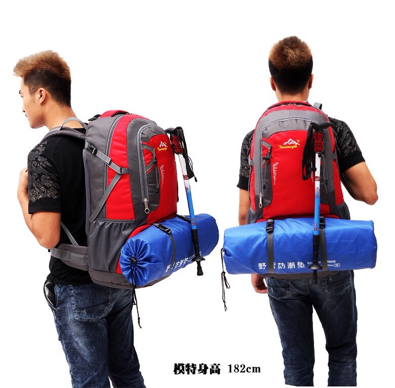 675f4b07fc 60L Waterproof Outdoor Hiking Large (end 4 7 2021 12 00 AM)