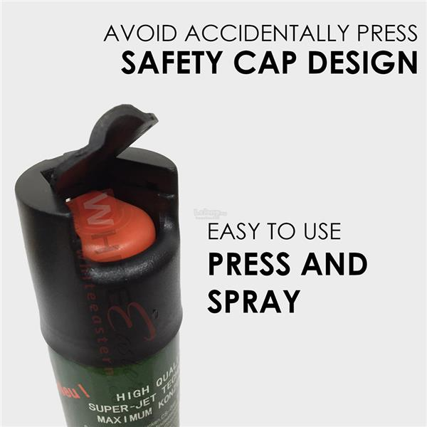 60ml Self Defense Nato Military Self Defense Pepper Spray