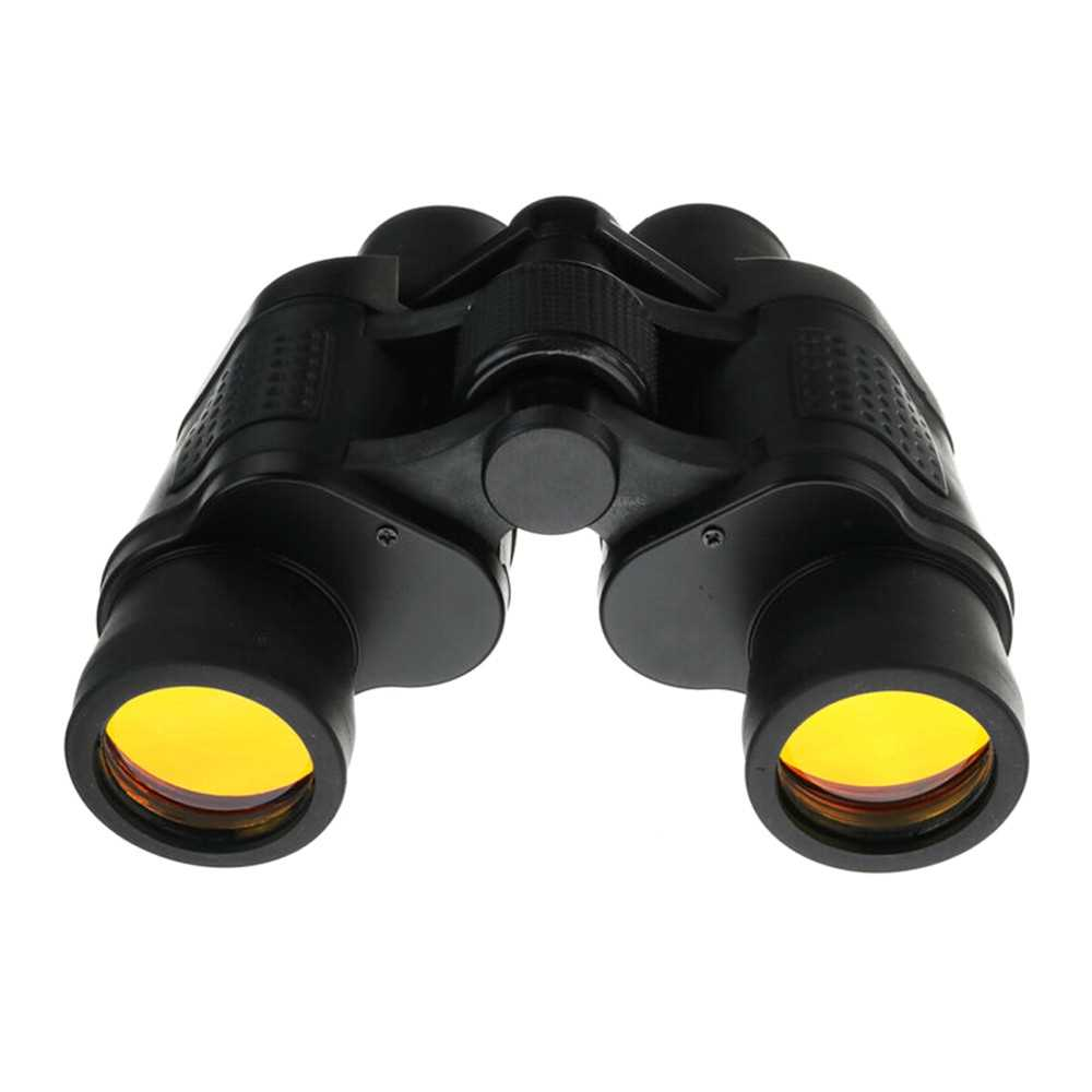 60x60 Night Vision Binoculars HD Telescope High Resolution Green Film