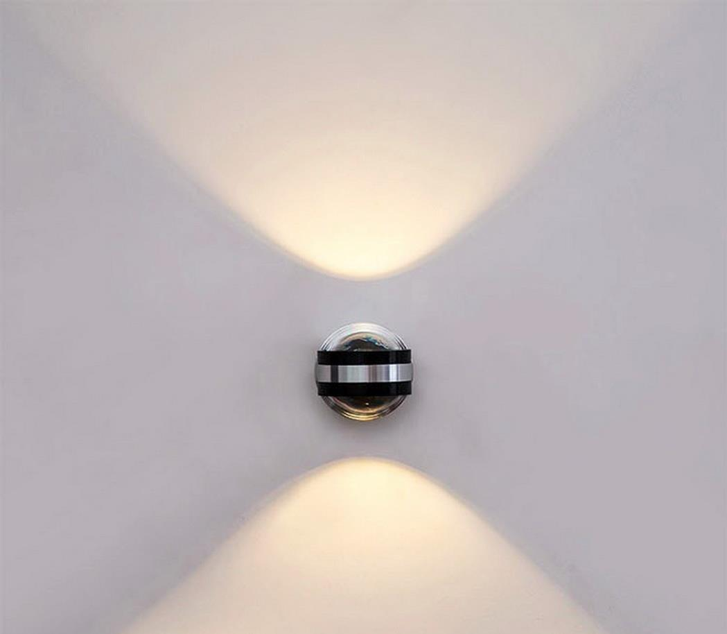 61 Station LED Wall Light OD-010-YE