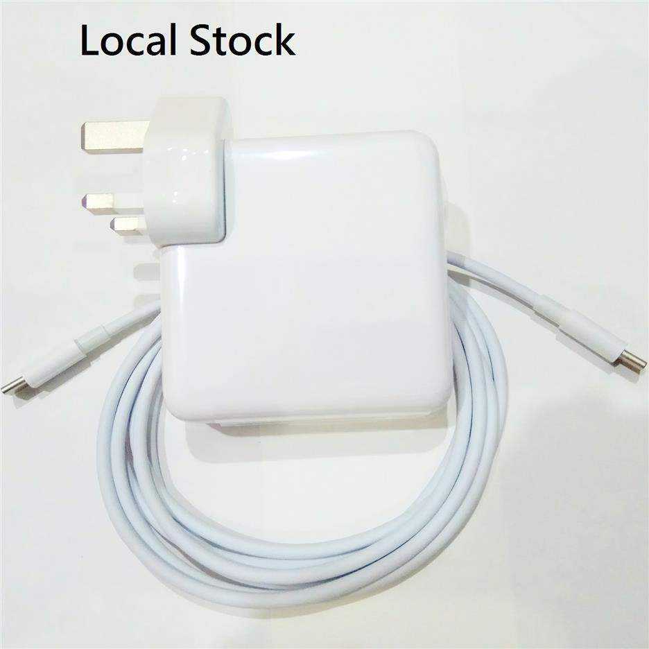 61W TYPE-C USB-C Power Charger Adapter for Apple MacBook PRO 13' A1718