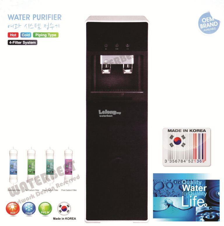 62022F Water Dispenser Alkaline System HOT & COLD ( Siap Pasang )