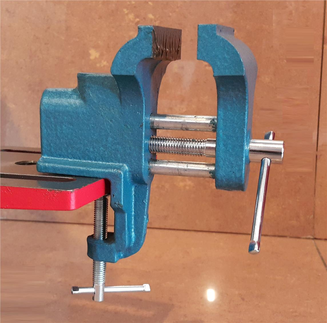 63mm Bench Vise ID119431