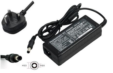 65W Laptop Adapter Charger 20V 3.25A for IBM Lenovo Round 5.5mmX2.5mm