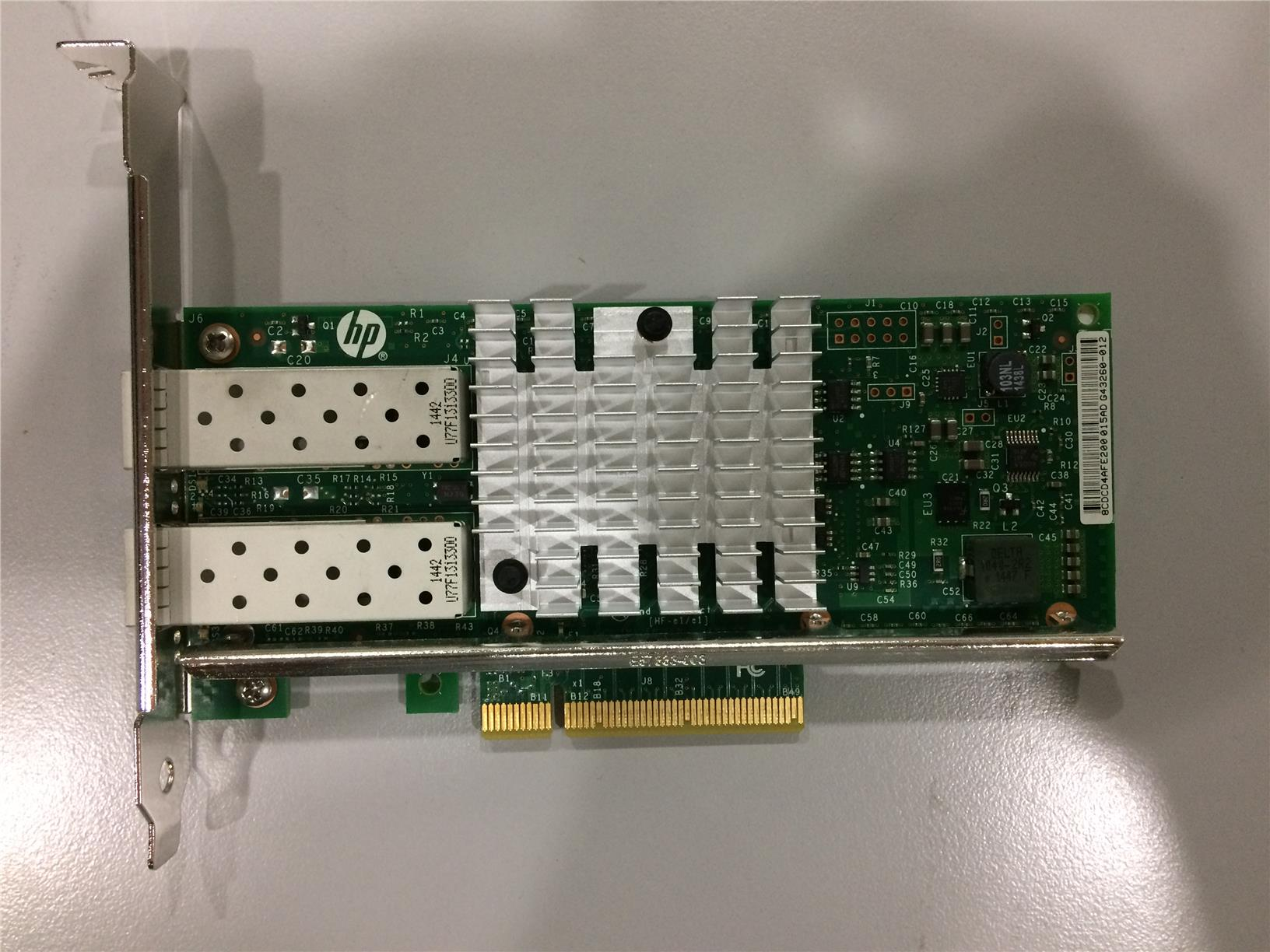 665249-B21 HP Ethernet 10Gb 2-port 560SFP+ Adapter