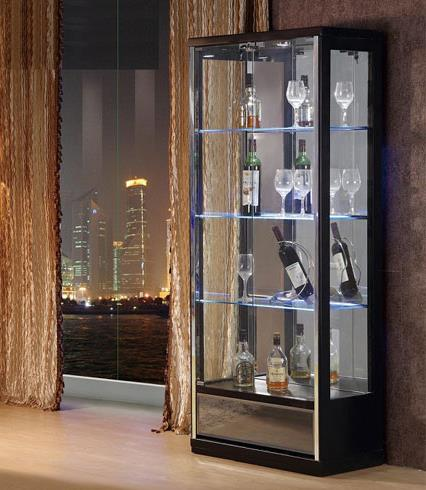 6716DP Modern Display Cabinet