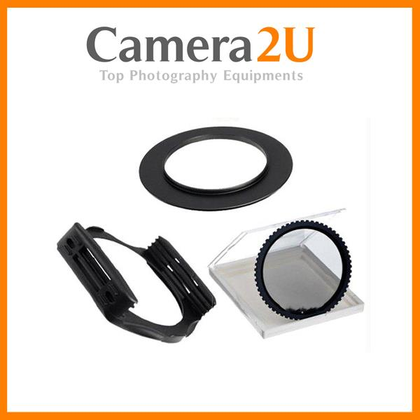 67mm SET Tianya Circular Polarizing CPL Square Filter for Cokin P seri