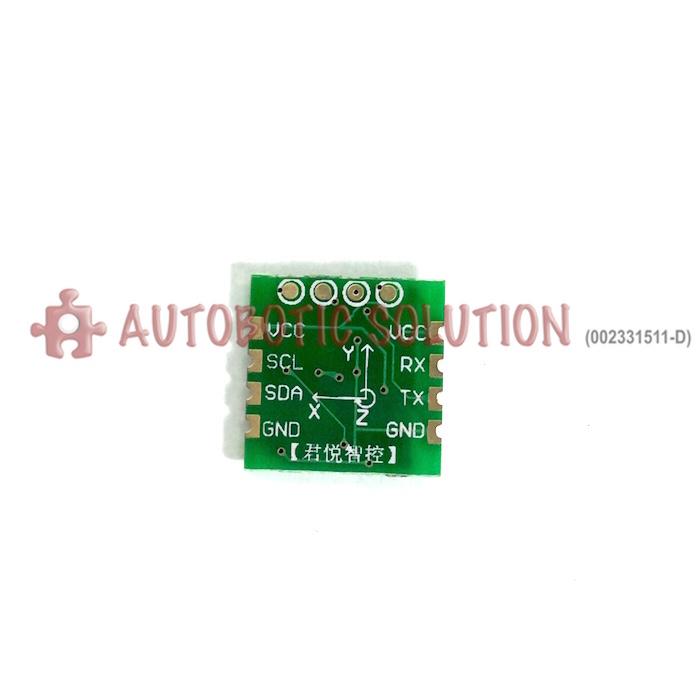 6axis Accelerometer Gyro MPU-6050 Module Kalman Filtering Angle Output