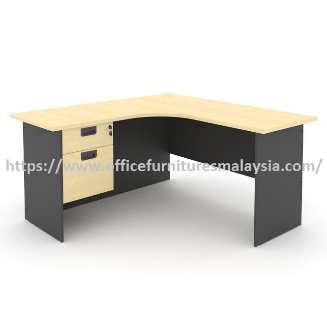 Phenomenal 6Ft Office L Shaped Table Ofml2D1875 Office Table Office Furniture Home Interior And Landscaping Ologienasavecom
