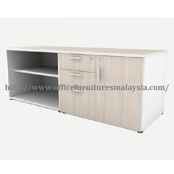6ft Office Side Table File Cabinet EURI1860R Kabinet Puchong