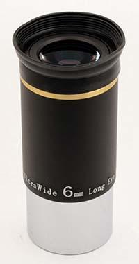 6mm Planetary Wide Angle Eyepiece