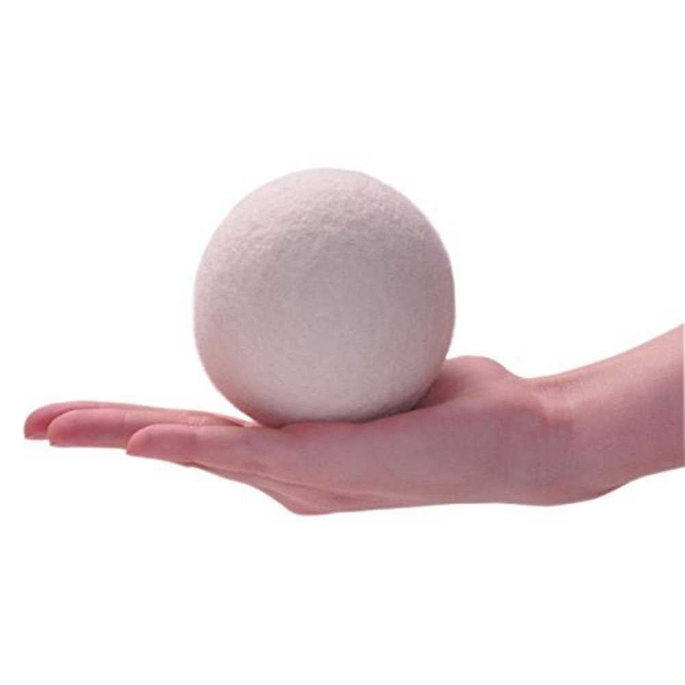 6Pcs 7CM Wool Balls Clothes Dryer Laundry Eco Friendly Softener