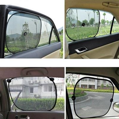 6pcs Car Window Sun Shade Windshield Visor Cover Block Front Window Si d3d5b5b6551