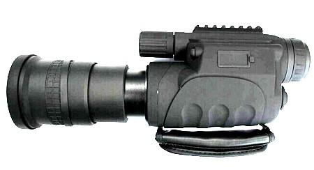 6x60 Night Vision Monocular With Video Recording (WP-IR600D).