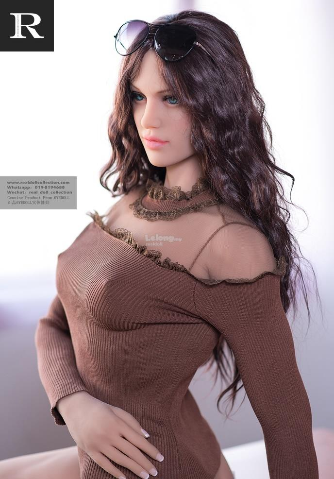 6YEDOLL 140cm TPE Silicone Sex Doll Display Mannequin【Head 07&#..