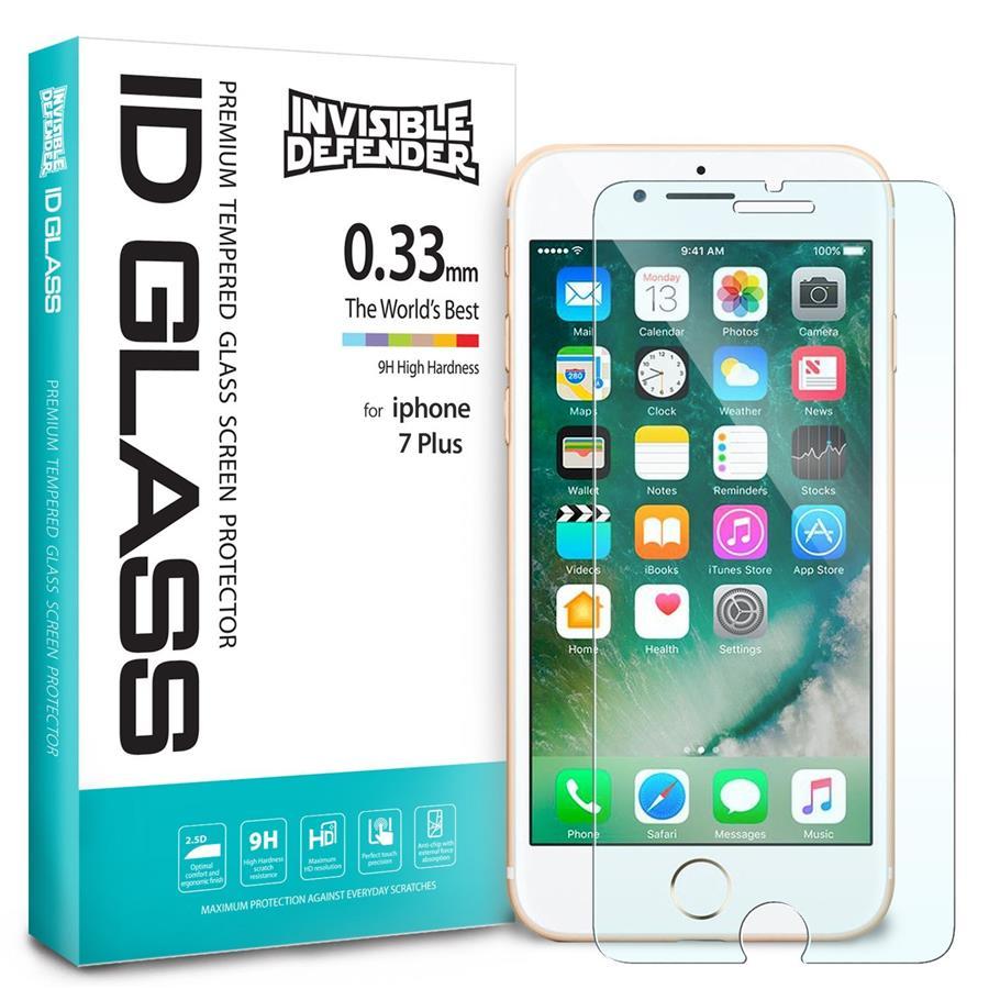 brand new cb2b9 47357 [7/7Plus] Ori Ringke Invisible Defender Glass for iPhone 7/7 Plus