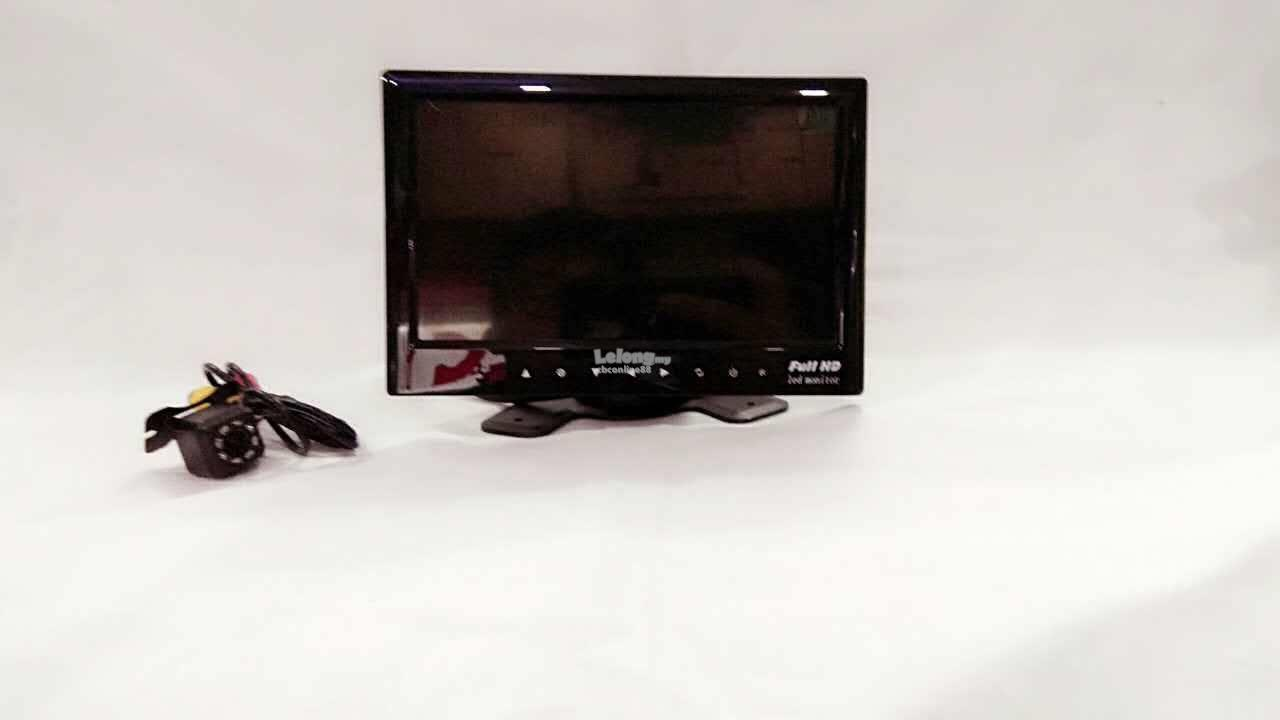 7'' INCH STAND MONITOR WITH CAMERA