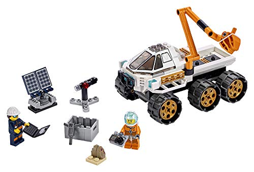 >...<7 LEGO City Rover Testing Drive 60225 Building Kit (202 Pieces)