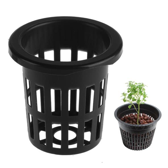 70MM 30 units Mesh Pot Hydroponic Garden Plant Net Basket Aquaponic