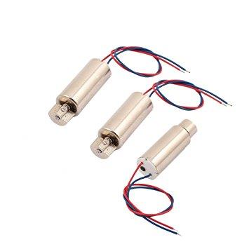 716 3.7v 18000RPM High Speed Coreless Small Vibration DC Motor