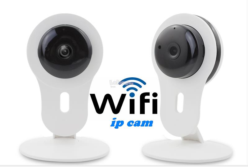 720P HD Ip camera webcam wifi wireless night vision motion detection