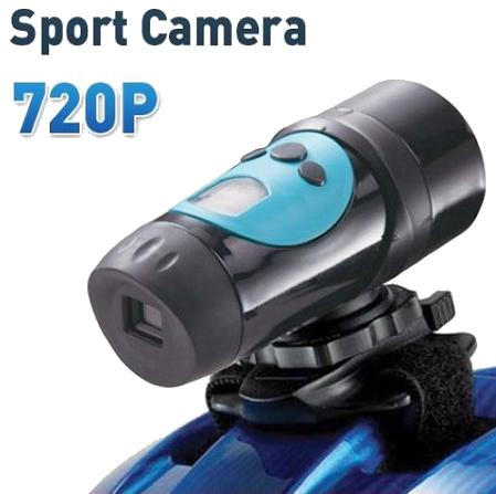 720P Waterproof Sport Action Camera DVR (WSP-05A).