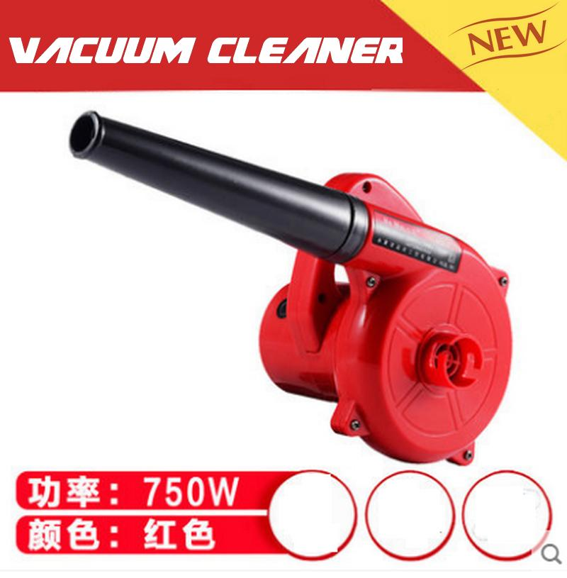 750w Electric Hand Operated Air Blower Computer vacuum cleaner