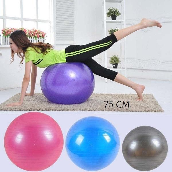 75cm Diameter Pregnancy Birthing Aerobic Exercise Fitness/Yoga Gym