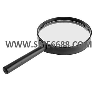 *75mm Diameter^Handle Magnifying Lens Reading Magnifier Glass