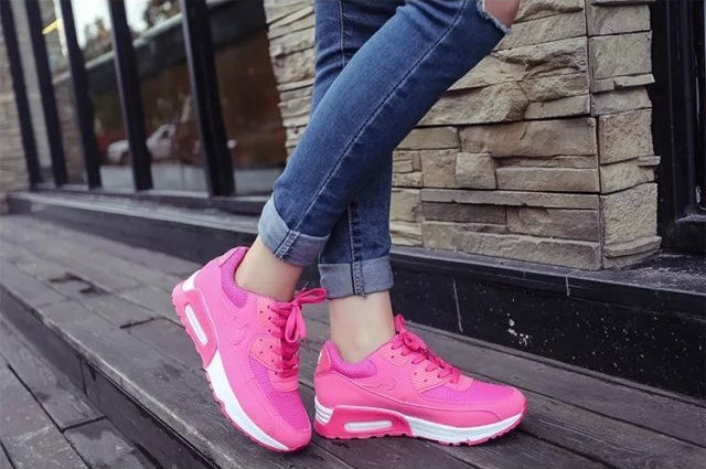 7604 Sneakers Running Shoes -size 36 (Small Cutting)