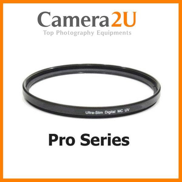 77mm Pro Slim UV Filter Multi Coated MC UV Lens Filter Protector