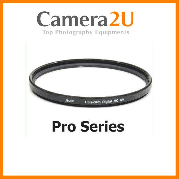 New 77mm PRO1-D Slim Multi Coated MC UV Lens Filter MCUV
