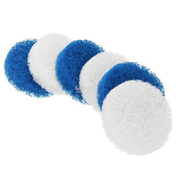 nylon scrubby as prothesis