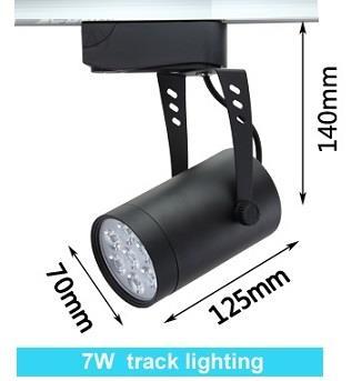 7w led track rail light show cabinet end 8 23 2018 2 15 pm