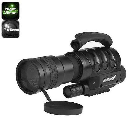 7x Zoom Night Vision Monocular (WP-IR760).