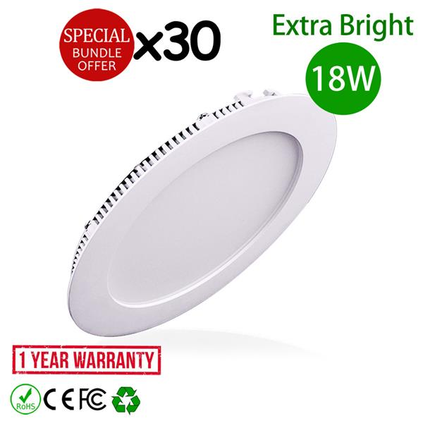 """Led High Bay Light Malaysia: 8"""" 18W LED Downlight For Plaster Ce (end 2/13/2020 11:36 AM"""